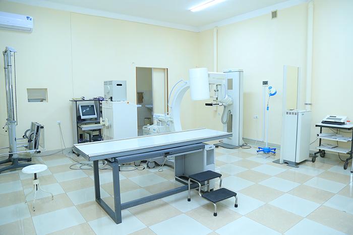 Ռենտգենաբանության և դենսիտոմետրիայի լաբորատորիա